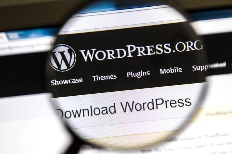 קידום אתר וורספרס מתחיל בהקמת אתר מבוסס  wordpress.org