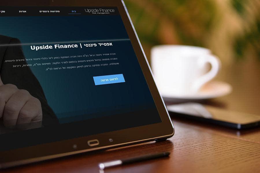 אפיון עיצוב ובניית אתרים לעסקים